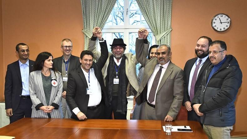 Huthis und pro-Saudi-Regierung einigen sich auf Tausch von 16.000 Gefangenen