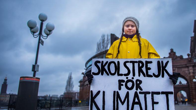 Immer freitags frei: Schwedische Schülerin fordert deutsche Kinder zum Schwänzen auf
