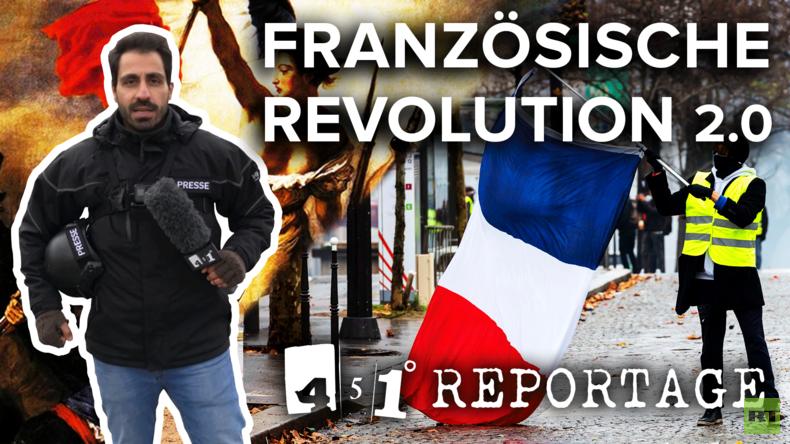 Report aus Paris | Was wirklich in Frankreich passiert | 451 Grad