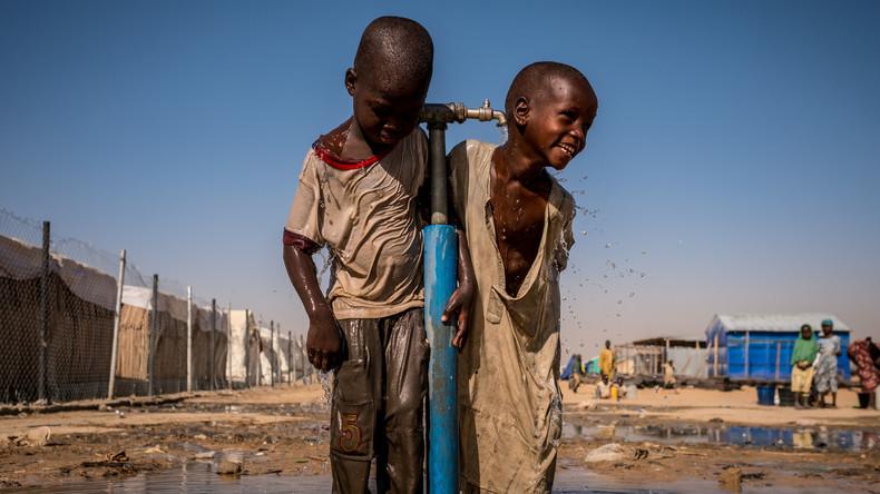 Nigerias Militär hebt Arbeitsverbot gegen UNICEF wieder auf
