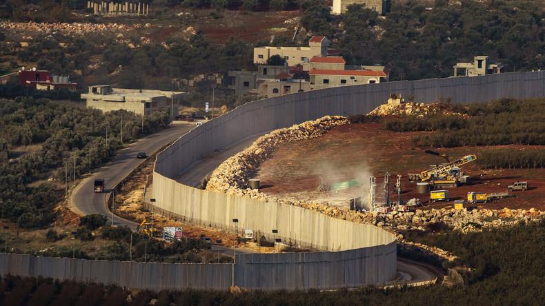 UN bestätigen vier Tunnel im israelisch-libanesischen Grenzgebiet