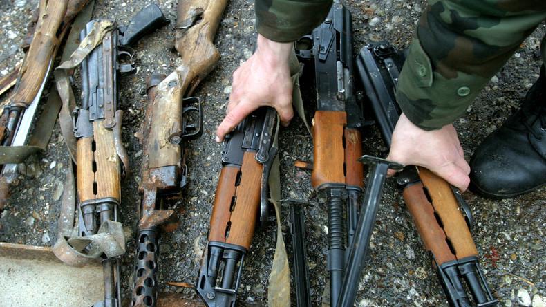Westbalkan: Kampf gegen Schwarzhandel von Waffen – Kosovo startet mit Legalisierung