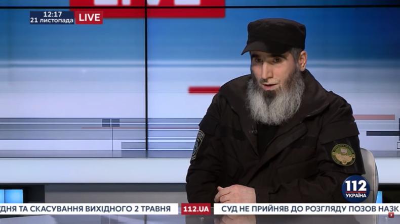Tschetschenische Verbündete der ukrainischen Armee geben offen Verbindungen zum IS zu