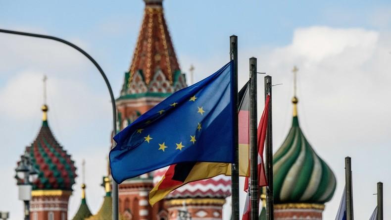 Sanktionen zum Trotz: Russlands Handelsumsatz mit EU wächst um fast 22 Prozent
