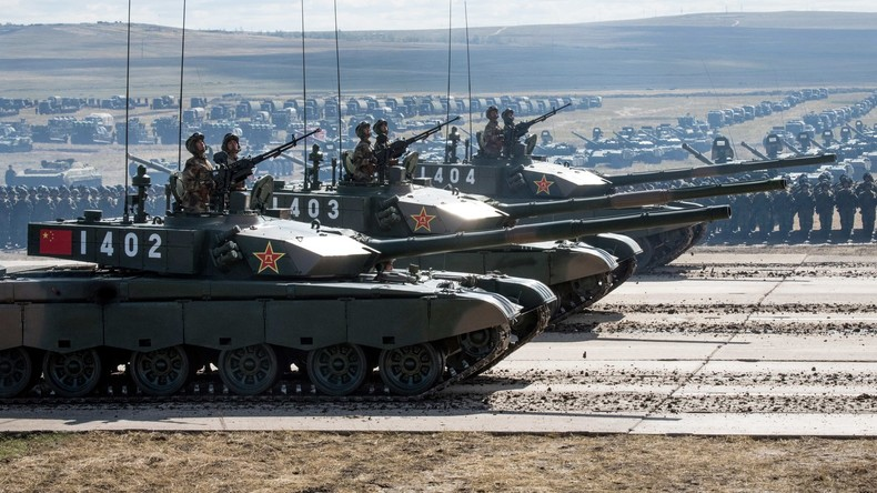 Neujahrsbotschaft der chinesischen Armeeführung: Bereitet euch 2019 auf einen Krieg vor