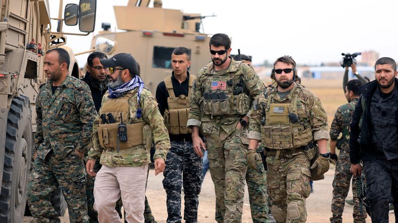 Syrien und der angekündigte US-Truppenabzug: Reaktionen und Konfliktlinien