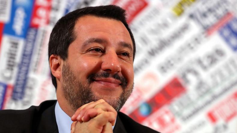 """""""Nicht nachlassen!"""" – Italienische Regierung unterstützt französische Gelbwesten"""