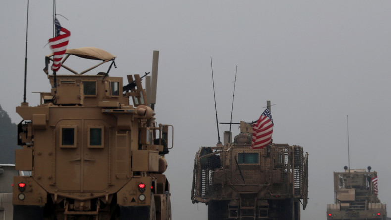 """""""Wir nehmen keine Befehle von Bolton entgegen"""": Pentagon startet Truppenabzug aus Syrien"""