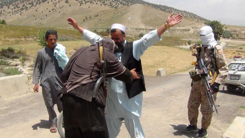 """""""Sie sind Teil des Friedensprozesses"""": China erkennt afghanische Taliban als politische Kraft an"""