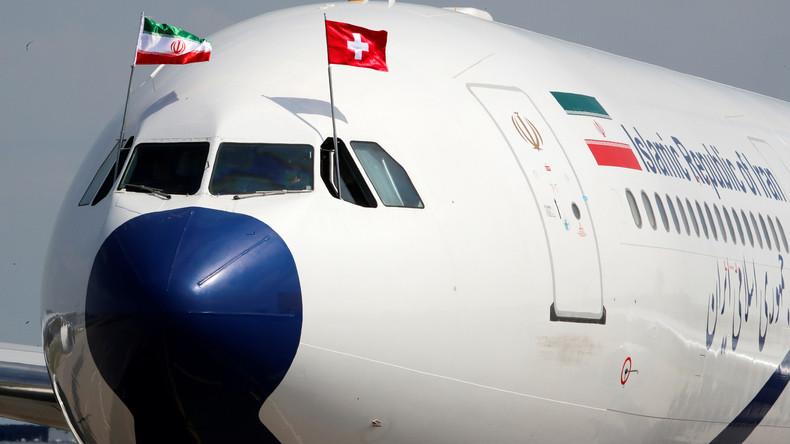 Schweiz und Iran entwickeln Zahlungskanal zur Umgehung von US-Sanktionen