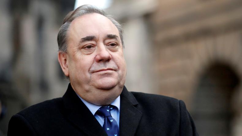 Schottlands Ex-Regierungschef Salmond nach Belästigungsvorwürfen in Haft