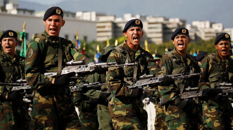"""Maduro kündigt Militärübungen an: Venezuela ist """"unangreifbar"""""""