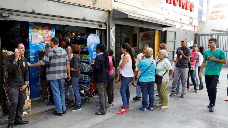 UN-Sonderberichterstatter: Die Sanktionen gegen Venezuela töten viele Menschen