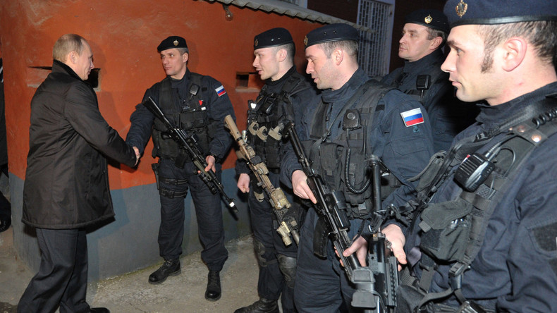 Russlands Vize-Innenminister warnt vor zivilen Unruhen