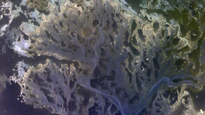 Zeichen für Leben auf dem Mars? Neue Bilder zeigen einstiges Flussbett