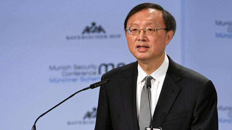 China lehnt Unterzeichnung des INF-Vertrags ab