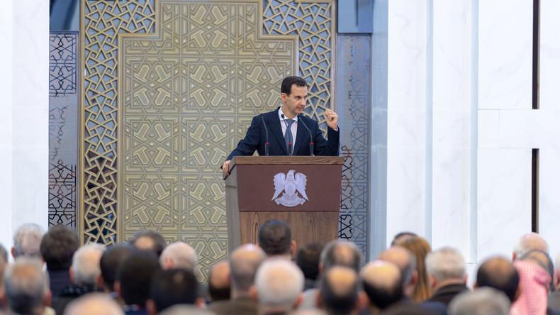 """Assad zu YPG/SDF: """"Die USA werden euch verkaufen – niemand außer Syrien kann euch schützen"""""""