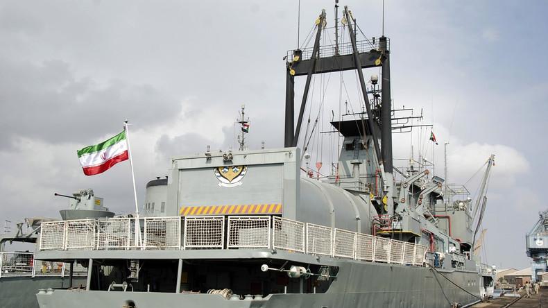 Iran kündigt weitere Marineübungen in der Straße von Hormus an