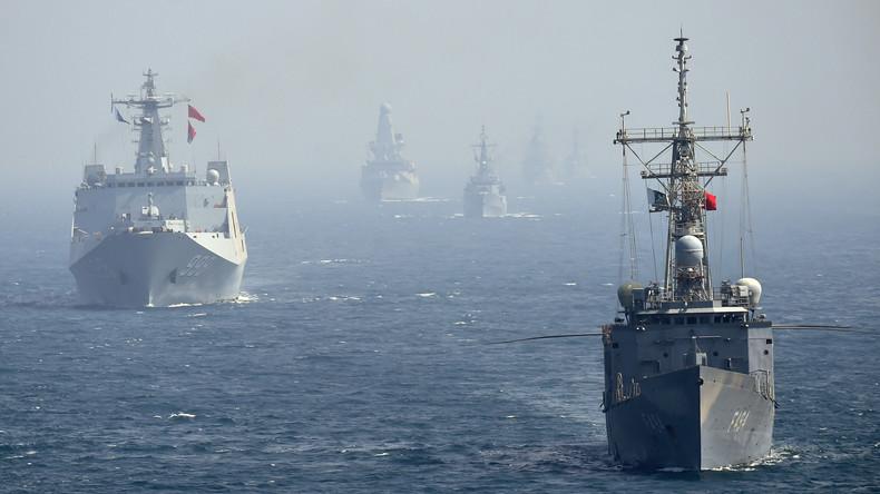 Türkei beginnt großangelegte Marineübung