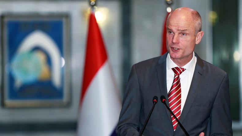 Botschafter der Niederlande aus Teheran abberufen