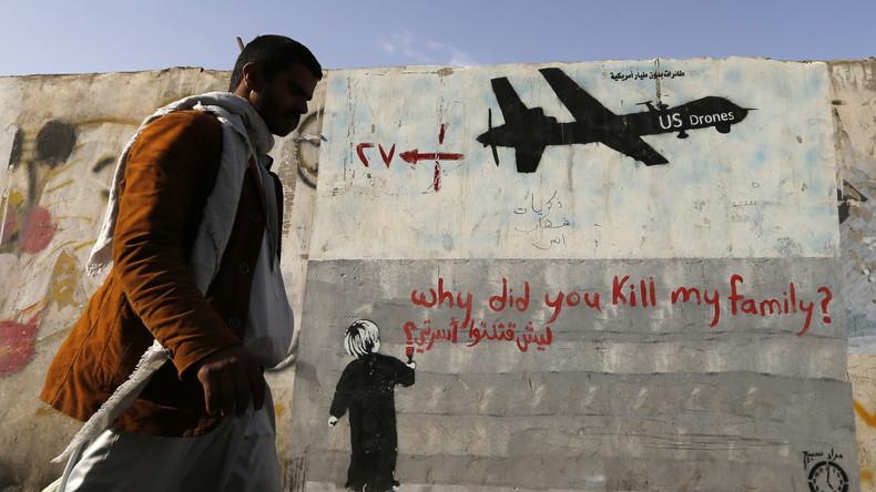 Trump streicht Berichtspflicht über zivile Tote durch US-Drohnenangriffe