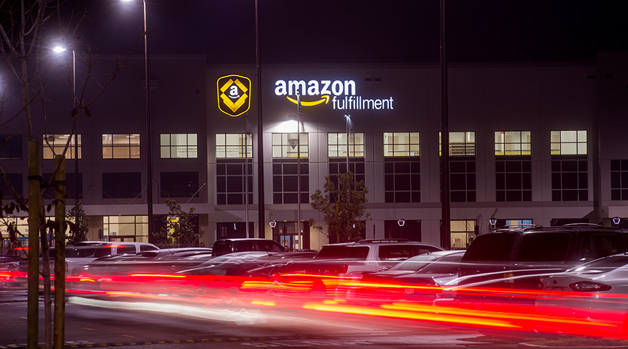A 'very expensive extension cord': Virginia community fights Amazon power line