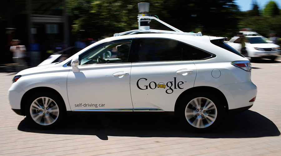 Google's self-driving car in first accident involving injury, passengers suffer whiplash