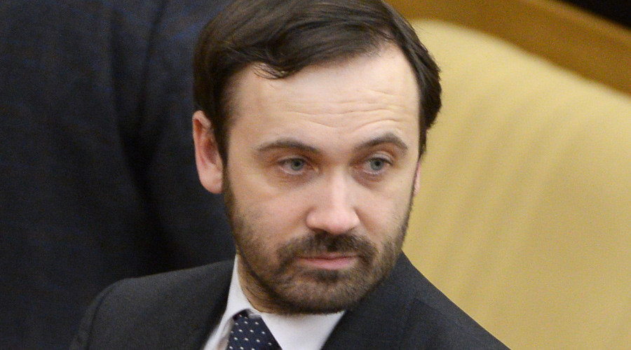 Court issues arrest warrant on fugitive Russian MP