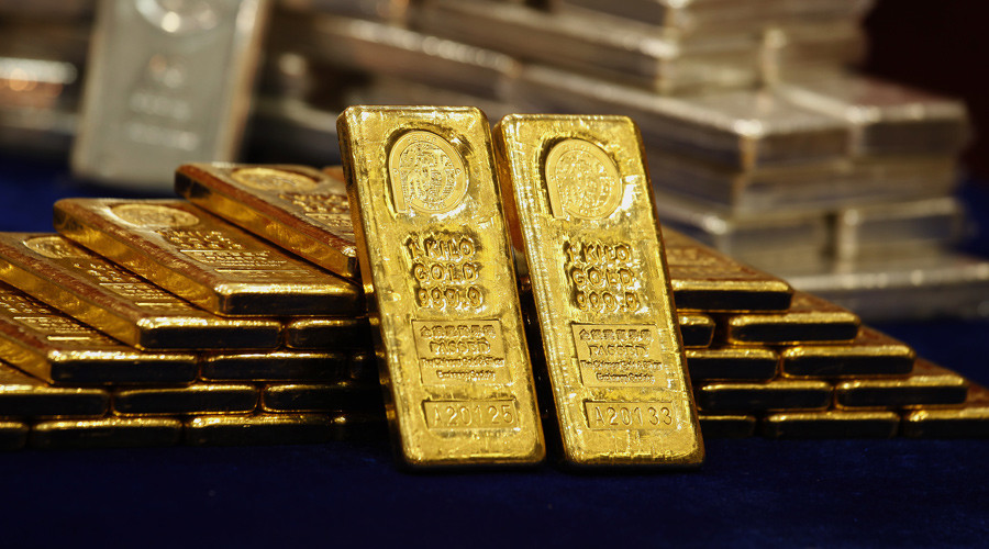 China reveals nearly 60% gold reserves' growth in 6yrs, gets into 5 top holders