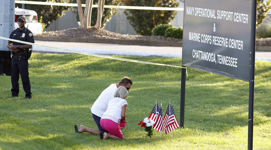 Marines killed in Chattanooga attack identified as authorities search for motive