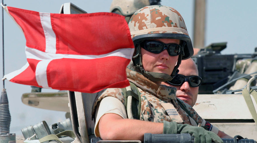 Denmark's military to probe its own alleged Iraq war violations