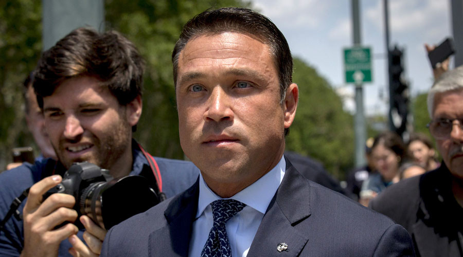 Former US Congressman sentenced to prison over tax fraud