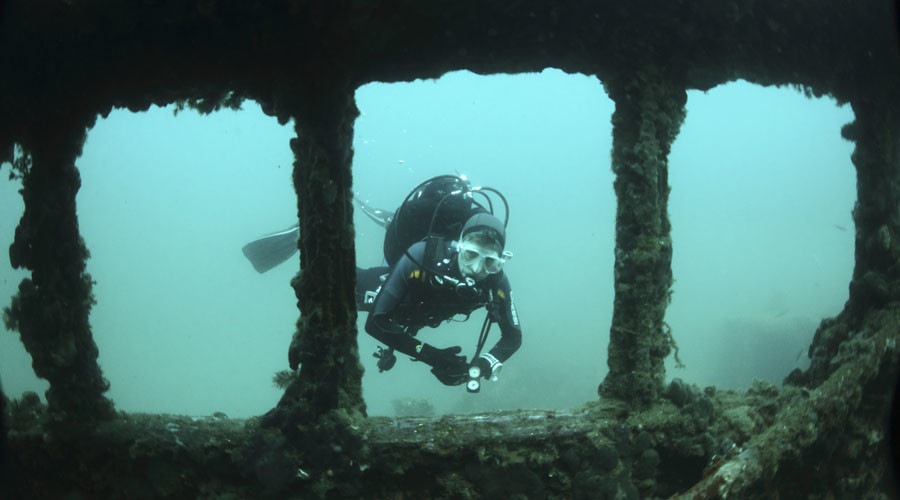 Lost shipwreck discovered off North Carolina coast, may date to 1700s
