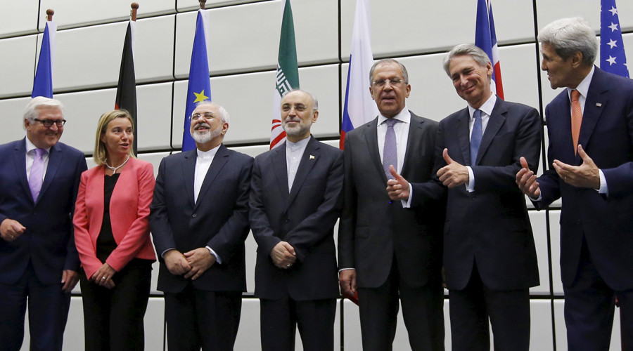 Deal on Iranian nuclear programme: Diplomacy at work
