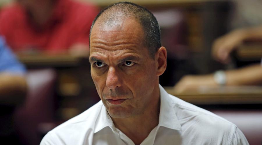 Yanis Varoufakis © Jean-Paul Pelissier