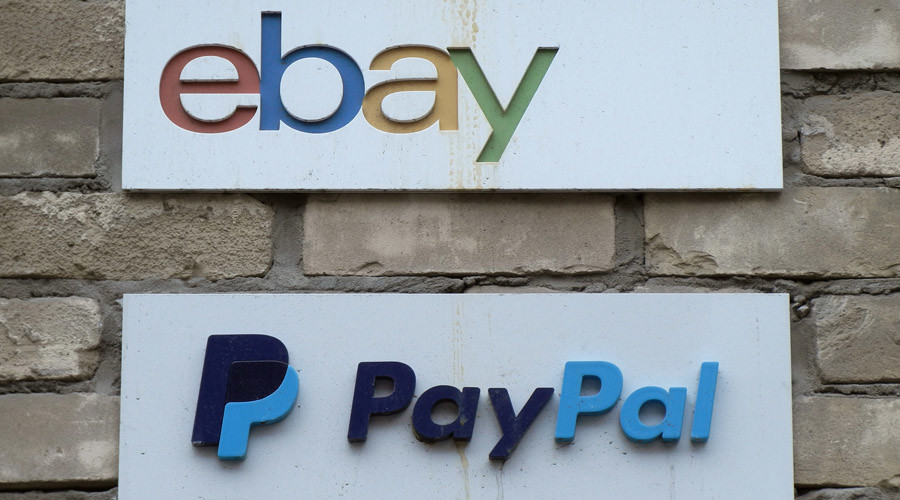 PayPal market cap hits $50bn on first day of market comeback
