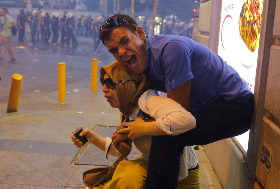 Istanbul, Turkey, July 20, 2015. © Huseyin Aldemir