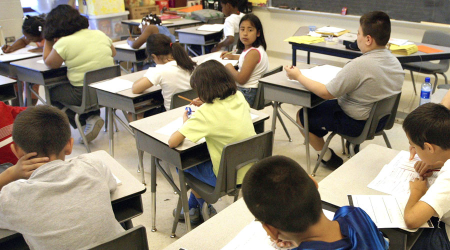 Poverty affects kids' brain development & performance, study finds
