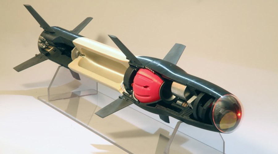 US arms maker Raytheon 3D-prints guided missile parts