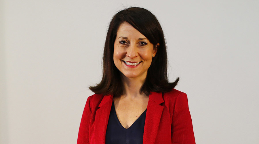 Britain's opposition Labour Party leadership contender Liz Kendall. © Darren Staples