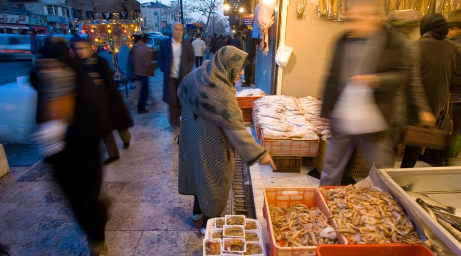 Persia's approaching gold rush
