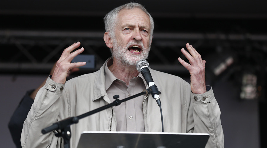 Corbyn strikes back: 'Tony Blair's big problem is the long-overdue Iraq War report'