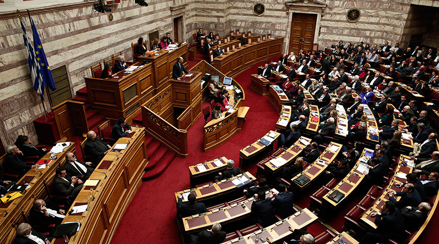 Greek MPs back creditor-demanded reform plan to secure bailout
