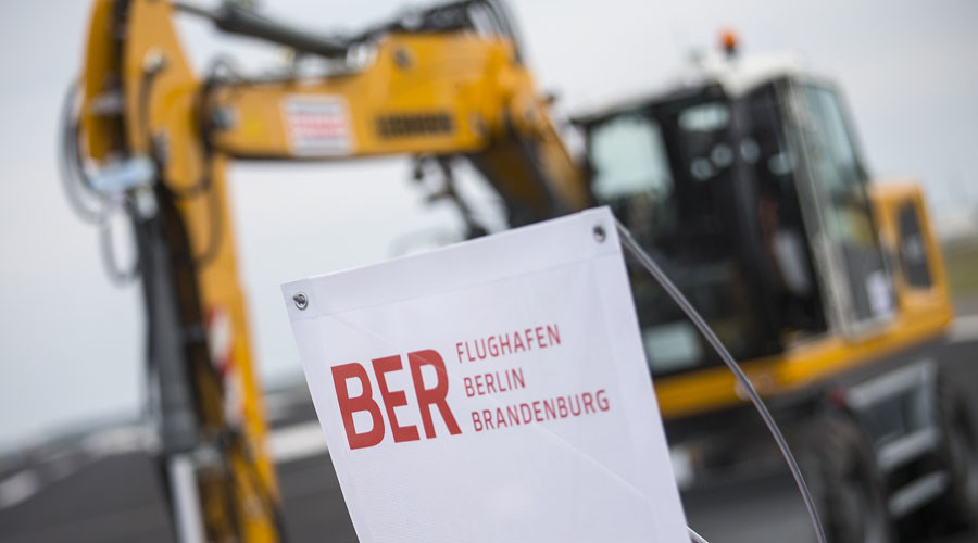 Berlin airport gobbles $16 million a month, no opening in sight