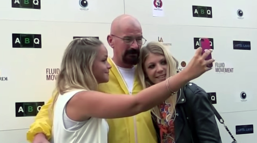 Crystal meth cocktail, anyone? Breaking Bad pop-up bar opens in London (VIDEO)