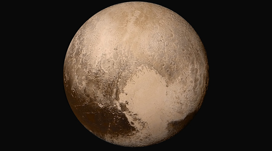 'Big surprise': Pluto's hazy atmosphere, flowing nitrogen ice glaciers stun scientists (PHOTOS)