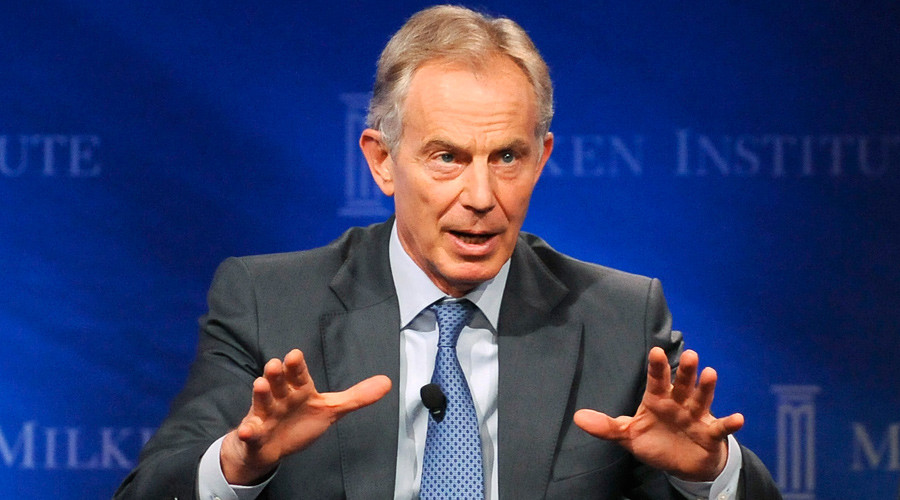 Tony Blair handed sensitive FCO files ahead of China business trips