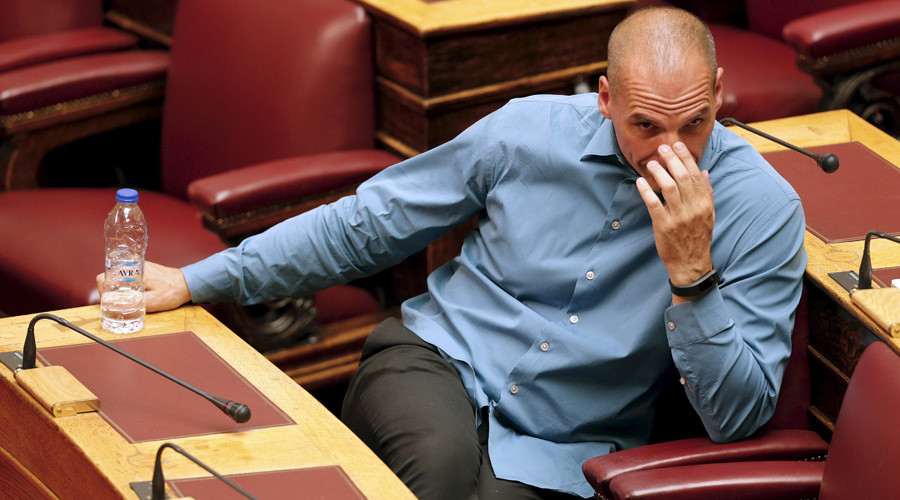Varoufakis was ready to start parallel banking system by hacking Greek tax department