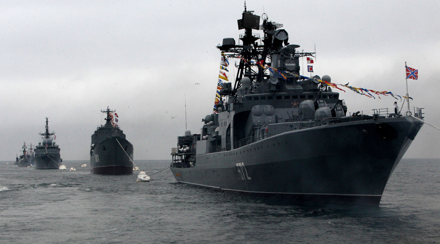'Russia's Maritime doctrine – counter-measure to NATO's climbing escalation ladder'