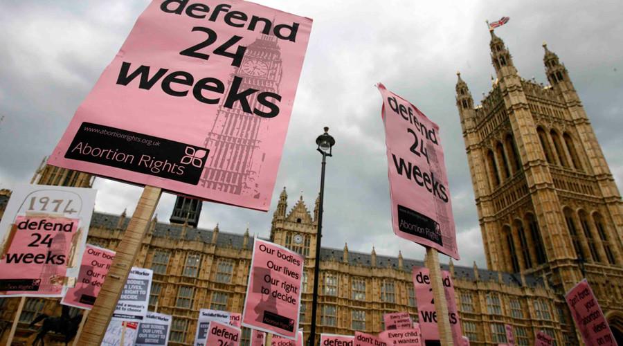 'NHS crippled by pro-life abortion protesters,' activists warn